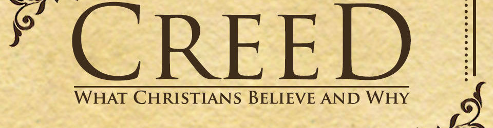 apostles creed in the bible